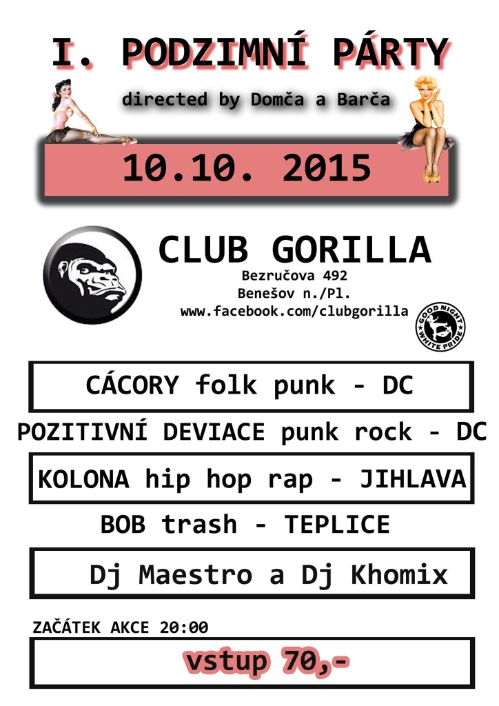 gorilla-benešov-10-10-2015